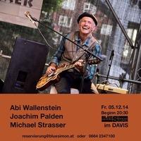 Abi Wallenstein, Joachim Palden & Michael Strasser