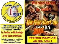 Neujahr´s - Start up Party