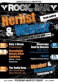 Scotch Highland Punk Rock live@rock.Bar