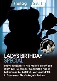Ladys Birthday Special