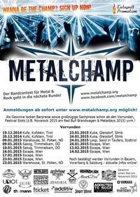 Metal Champ - Vorrunden