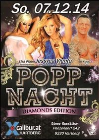 Poppnacht Diamonds Edition@Excalibur