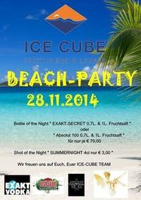 Beach-Party@Ice-Cube