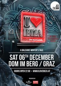 i love ibiza - a balearic winter´s tale@Dom im Berg