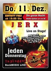 Jerx Live@Excalibur