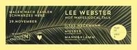 Malen nach Zahlen - Lee Webster Hot Waves, Local Talk@Pratersauna