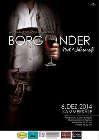 BORGunder- Nach 4 Jahren reif - Maturaball BORG Monsberger