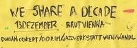 Dorian Concept + JazzWerkstatt Wien, Cid Rim, Wandl | We share a decade