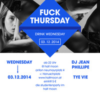 Fuck Thursday - StudentInnenparty