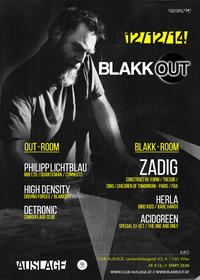 Blakkout   Zadig (tresor, Construc Re-form - Paris)@Club Auslage