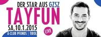 GZSZ - Serienstar TAYFUN live@AClub - Pfunds