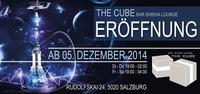 The Cube Eröffnung