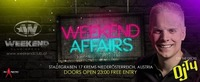 Weekend Affairs - Shots Special