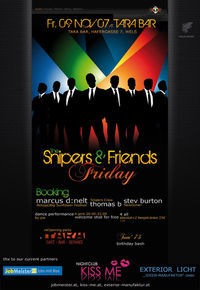 The Snipers & Friends Friday