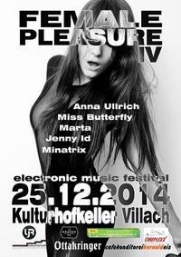 Female Pleasure IV@Kulturhof:keller