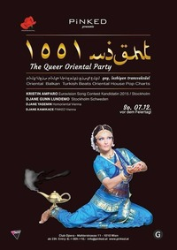 1001 Night -- The Queer Oriental Party