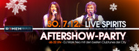 Aftershow Party - Live Spirits
