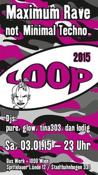 Loop 2015 - Oldschool Techno bis 1994
