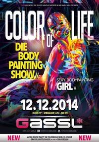 Color of Life@Gassl