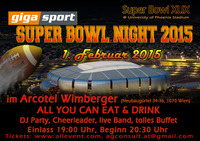 Giga Sport Super Bowl Night 2015