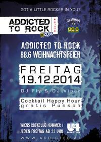 Addicted to Rock - Die 88,6 Weihnachtsfeier