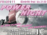Power Night@Excalibur