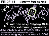 Kleiner Feigling Party@Excalibur