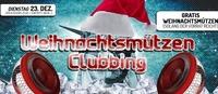 Weihnachtsmützen Clubbing@Brooklyn