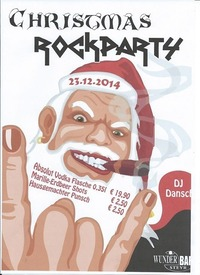 Christmas - Rockparty