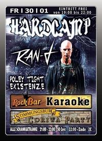 Hardcamp mit Ran-D@Excalibur