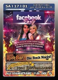 Facebook Party@Excalibur