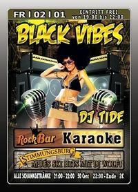 Black Vibes mit DJ TIDE@Excalibur