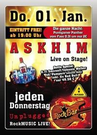 Askhim Live@Excalibur