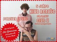 5 Jahre Klub Renate@Club U