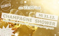 Champagne Shower@SAS - Bar & Die Lounge