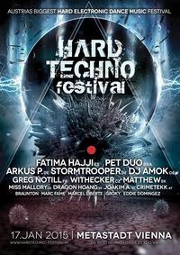 Hardtechno Festival - Austrias Biggest Hard Electronic Dance Music Festival