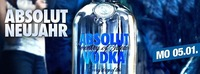 Absolut Neujahr@KKDu Club