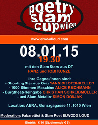 Poetry Slam Cup Wien