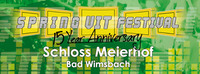 Spring Vit Festival 2015 - 15 Year Anniversary