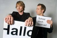 Ohne Rolf Blattrand@Stadtsaal Wien