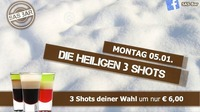 Die Heiligen 3 Shots