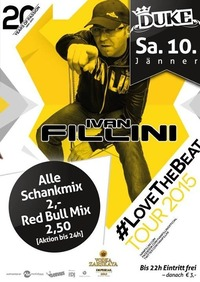 Ivan Fillini@Duke - Eventdisco