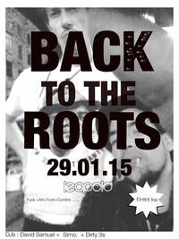 Back to the Roots 3@Café Leopold