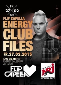 Energy Clubfiles - Flip Capella Live on Air@Johnnys - The Castle of Emotions