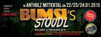 Biathlondorf - Bumsis Stoudl 2015@Antholz Festival