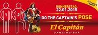 Do the Captains Pose@El Capitan