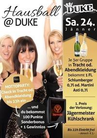 Hausball@Duke - Eventdisco