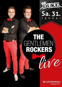 Gentlemen Rockers@Duke - Eventdisco