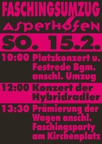 Faschingsumzug Asperhofen