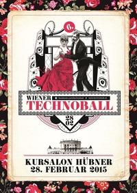 6. Wiener Technoball@Kursalon Hübner
